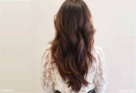 cut  long hair ideas trending      shape