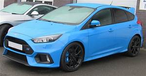 Ford Focus 3 Rs : file 2017 ford focus rs 2 wikimedia commons ~ Medecine-chirurgie-esthetiques.com Avis de Voitures