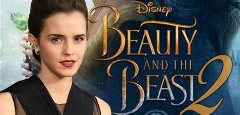 Emma Watson Has Shared Her Ideas For Beauty The Beast