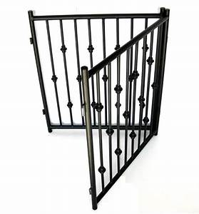 extra wide pressure mount pet gate white dog barrier With extra wide dog gates