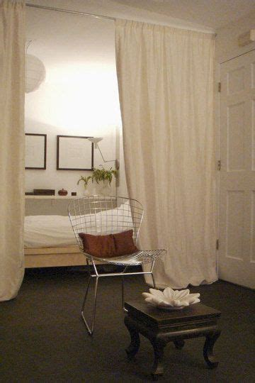 curtain space dividers interior decoration diy room