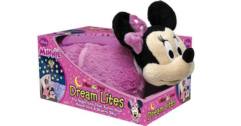minnie mouse pillow pet minnie mouse pillow pets lites fabulessly frugal
