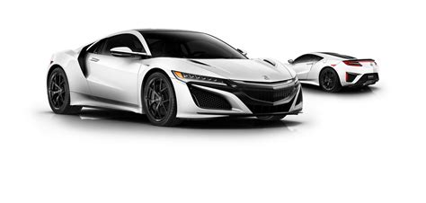 2019 acura nsx supercar houston acura dealers luxury