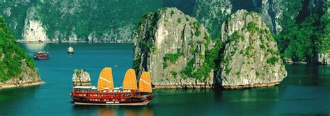 Halong Bay To Hoi An By Boat by Bai Tho Cruise Bai Tho Junk Halong Bai Tho Junk