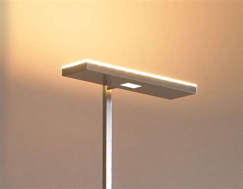 LED Deckenfluter mit Leseleuchte ST03 2   Leuchtenservice Shop