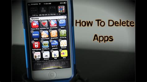 how to delete apps on the iphone 5 how to use the iphone 5