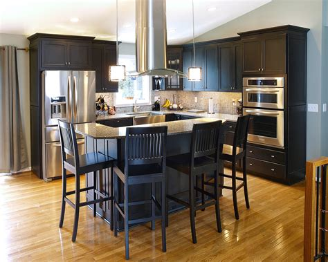 eat in kitchen islands eat in kitchens islands bel air construction
