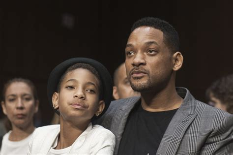 Will Smith Said His Relationship With Willow Smith Is the ...