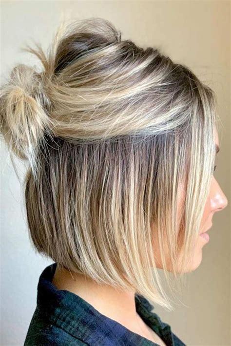 ideas de peinados  darle vida al corte bob
