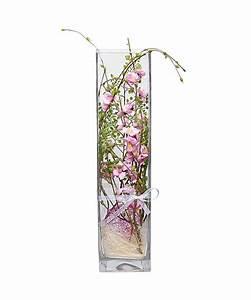Deko Für Vasen : deko vase cerisier 50cm jetzt bestellen bei valentins valentins blumenversand blumen und ~ Indierocktalk.com Haus und Dekorationen