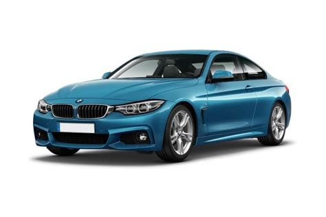 Bmw 4 Series Coupe 420d 2 Door Coupe 20 M Sport Lci