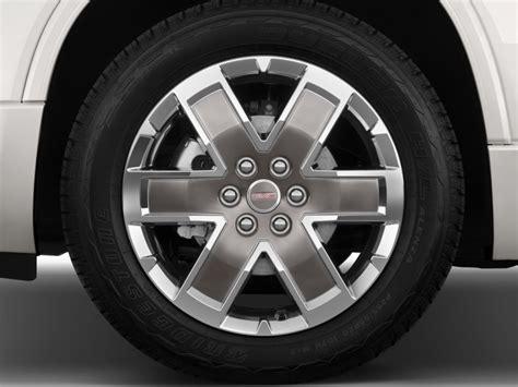 image  gmc acadia fwd  door denali wheel cap size