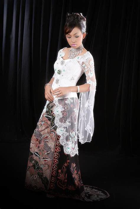 fashion kebaya images  pinterest indonesian