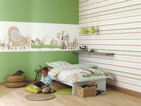 papier peint chambre bebe deco chambre bebe papier peint visuel 6