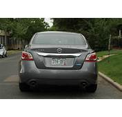 Rental Review 2014 Nissan Altima S  24 Cars Blue Sky
