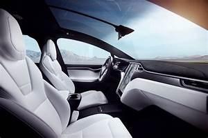2020 Tesla Model X Interior Photos | CarBuzz
