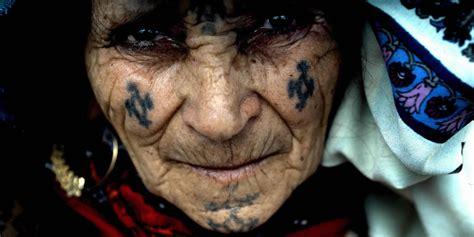 la signification des tatouages berberes wepost