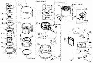Kenmore Kenmore Disposer Parts