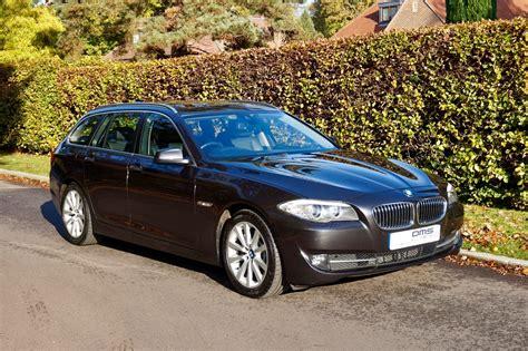 BMW 530d SE Touring Auto   DMS Cars