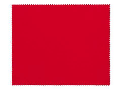Kopšanas drāniņa brillēm - sarkana | Alensa LV