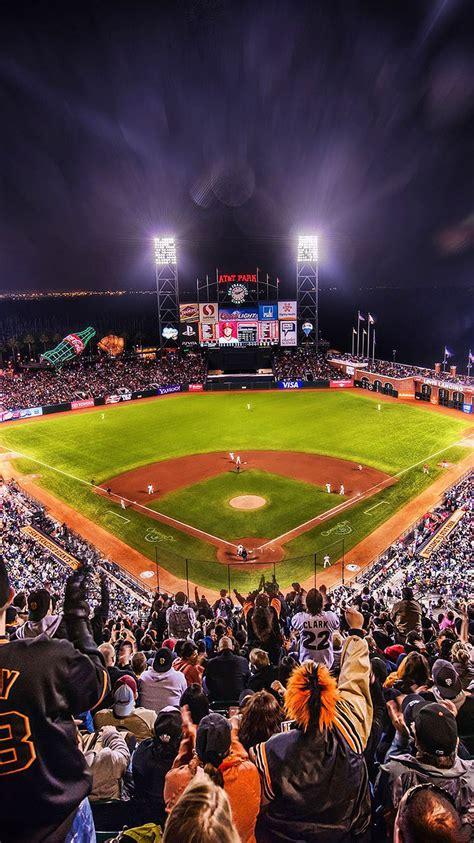 att park san francisco giants baseball stadium iphone