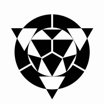 Chaos Magick Virtual Adept Symbol Graphics Tarot