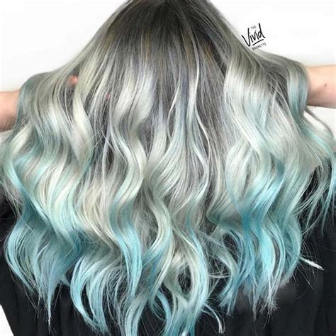 23 Silver Hair Color Ideas And Trends For 2018 Stayglam