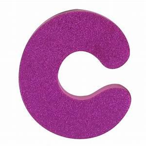 hobbycraft glitter foam letter c pink hobbycraft With glitter letter c