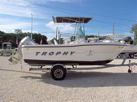 Trophy Boats Out Of Business by Center Console Bayliner Boats For Sale Boats