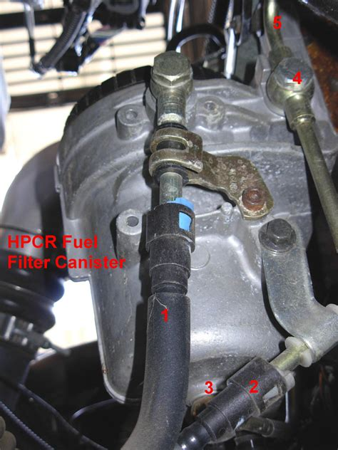 2003 Ram 1500 Fuel Filter by Fuel Injectors For 2003 And Newer Hpcr Engines
