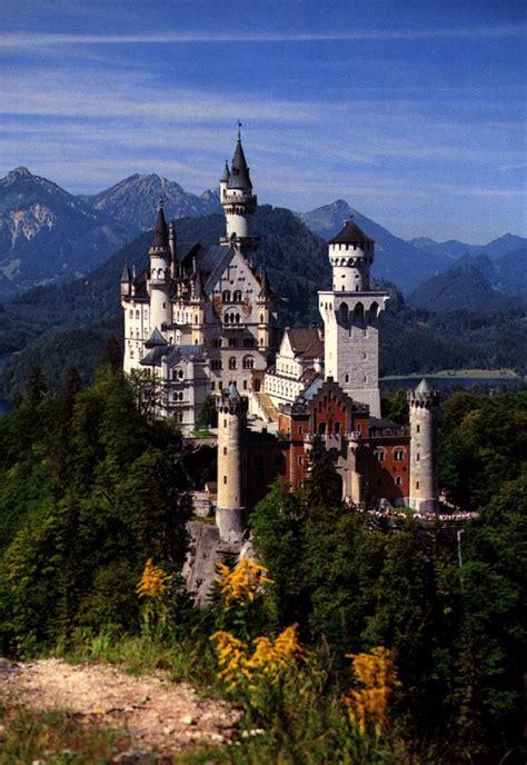schloss palace neuschwanstein