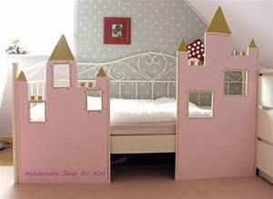 Bett Für Mädchen : 10 best ideen zu prinzessin betten auf pinterest burg bett himmelbetten und prinzessinnenzimmer ~ Markanthonyermac.com Haus und Dekorationen