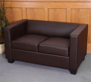 canape lille2 places137x75x70cmcuir reconstitue et With canape cuir lille