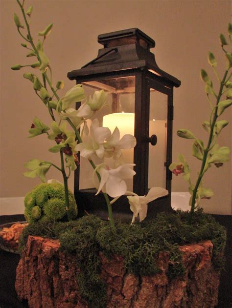 enchanted forest centerpieces ideas  pinterest