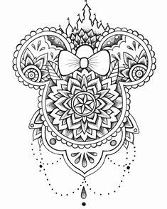 Hollywood Studios Coloring Page | Mickey coloring pages