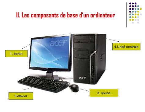 photo d un ordinateur de bureau chapitre1ordinateur et systeme d 39 exploitation