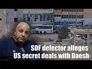 [Syria] [Raqqa] Talal Silo - SDF defector alleges US ...