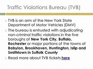 Bureau New York : department of motor vehicles traffic violations bureau ~ Nature-et-papiers.com Idées de Décoration
