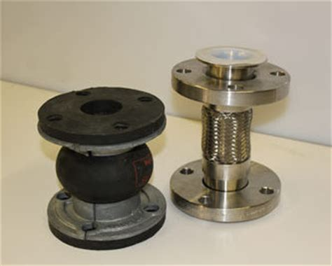 expansion joints rubber metal joints  tri state