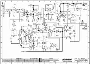 Marshall Vs265r 2x65w Service Manual Download  Schematics