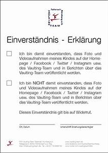 Einverständniserklärung Fotos Veröffentlichen Schule : vaulting team seukendorf page 2 ~ Themetempest.com Abrechnung
