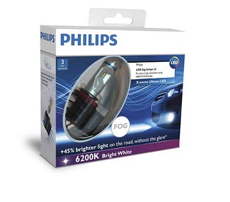 light philips led match even fog sg bright long