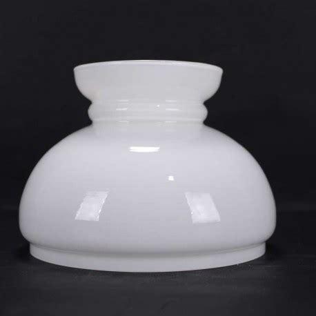 verre de le opaline globe opaline 14 cm de diam 232 tre pour le 224 p 233 trole ou lustre