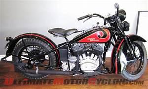 Mcqueen U0026 39 S 1931 Harley Vl On The Mecum Block In Santa Monica