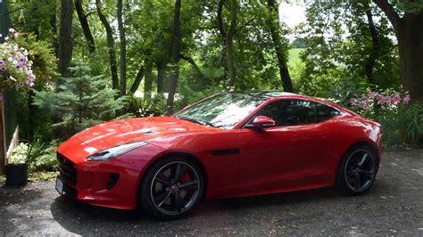 Jaguar Caldera Red F Type R 2016 Slideshow