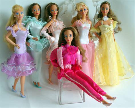 Perfume Pretty Laura Whitney Barbie 1987 Scented Fashions