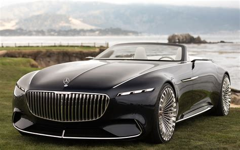 vision mercedes maybach  cabriolet  wheels