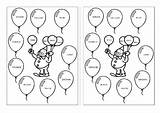 Colors Coloring Worksheets Pages Esl English Trapeze Activities Fun Islcollective Activity Printable Teaching Worksheet Colours Learning Balloons Code Adjectives Printables sketch template