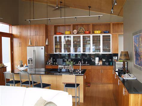 mid century modern kitchen designs  feature  warm