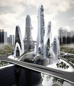 Shan-shui City | MAD architects - Arch2O.com